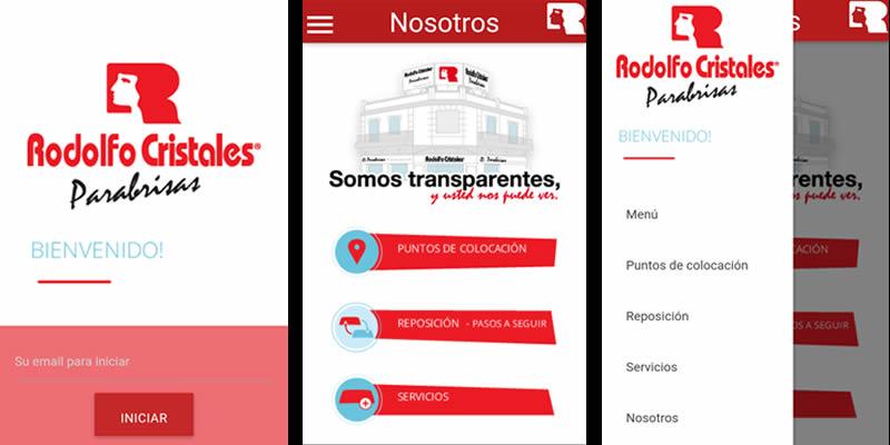 "Rodolfo Cristales ""APP´s"""
